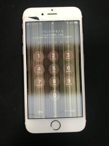 iPhone,液晶,タッチ