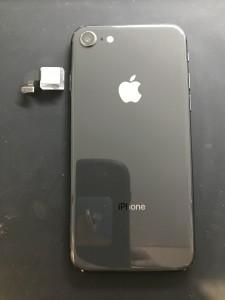 アイフォン8カメラ交換